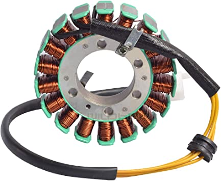 Magnetor Coil 18 Pole Stator for CH250 CF250 Motorcycle Water Cooled ATV Engine