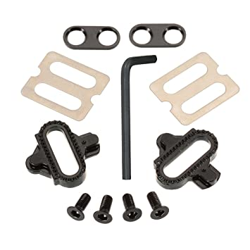 f0fbae16586 Lixada Bike Cleats for Shimano SPD Pedals
