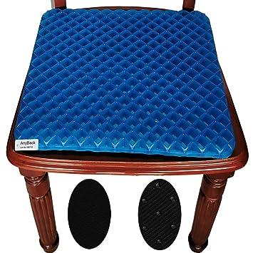 Amazon.com: anyback huevo Sitter cojín silla de asiento de ...