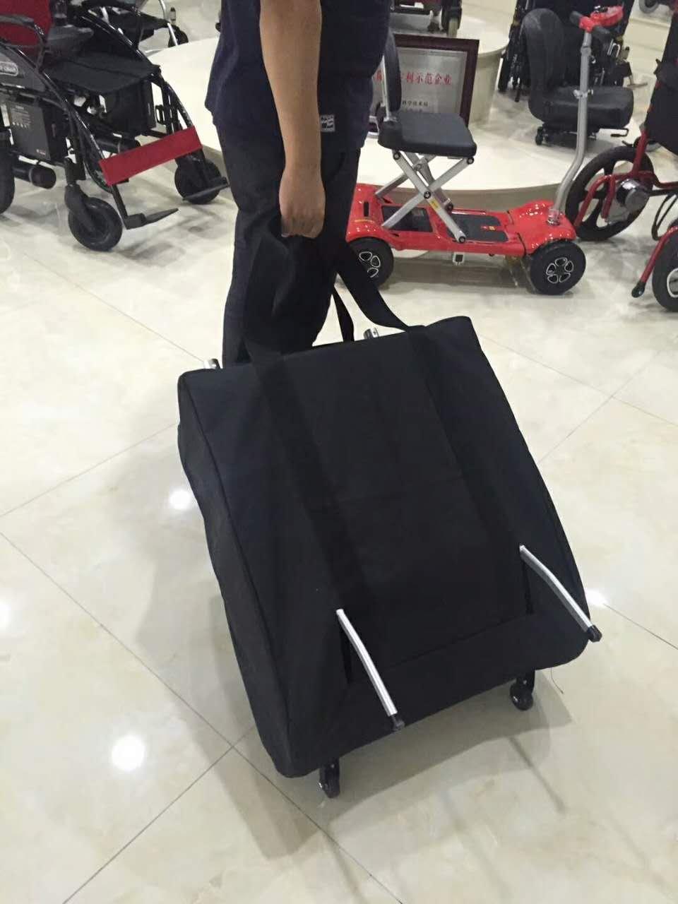 Travel Bag for Wheelchair
