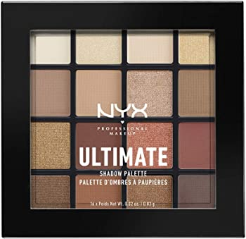 Nyx Professional Makeup Ultimate Eyeshadow Shadow Palette