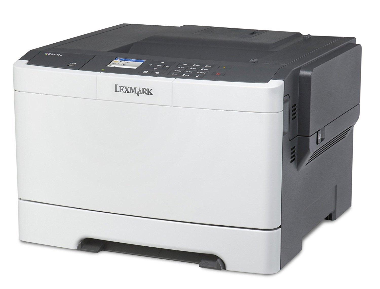 Lexmark CS417dn Colour 2400 x 600DPI A4 - laser/LED printers (2400 x 600 DPI, 75000 pages per month, PCL 5c,PCL 6,PDF 1.7,PPDS,PostScript 3,XPS, Laser, 800-6000 pages per month, 3500 pages) 28DC070
