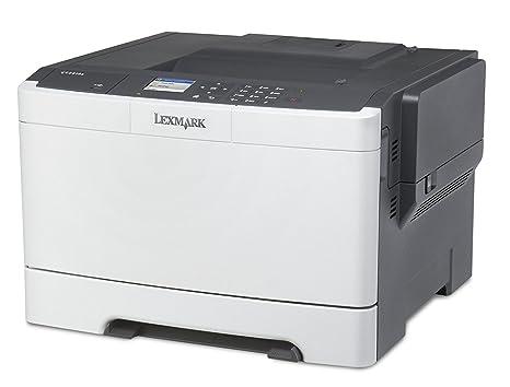 Lexmark CS417dn Color 2400 x 600DPI A4 - Impresora láser (2400 x 600 dpi, 75000 páginas por Mes, PCL 5c,PCL 6,PDF 1.7,PPDS,Postscript 3,XPS, Laser, ...