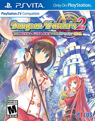(Dungeon Travelers 2: The Royal Library & the Monster Seal - PlayStation Vita)