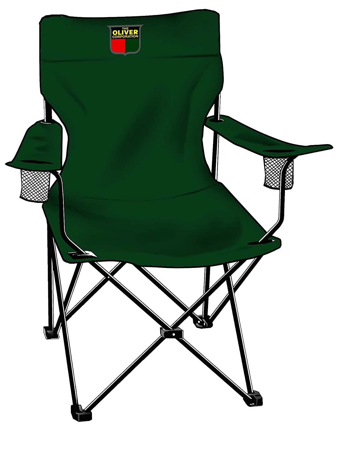 Oliver Tractor Adult Camp Chair with Bag