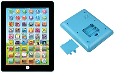 Jspoyou Kids Kids Tablet Ipad Educativo Juguetes De Aprendizaje Regalo Para Niñas Niños Bebé Clothing