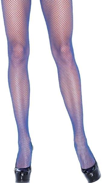 1528e635f Leg Avenue Lycra medias de rejilla mujeres tamaño de la unidad ...
