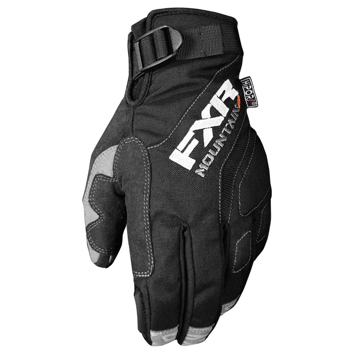 FXR Attack Lite 2016 Snow Gloves Black XL