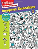 Hidden Pictures® Imágenes Escondidas(TM) 1 (Highlights™ Bilingüe)
