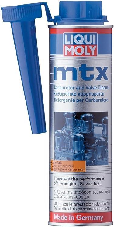 Liqui Moly P000048 Mtx Vergaser Und Ventilreiniger Vergaserreiniger Auto