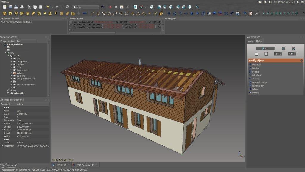 Disegno cad 2d 3d software di disegno compatibile dxf for Programmi rendering 3d