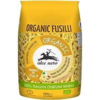 Alce Nero Organic Fusilli Pasta | Authentic Italian Pasta Taste & Texture | Made with Organic Italian Durum Wheat Flour…