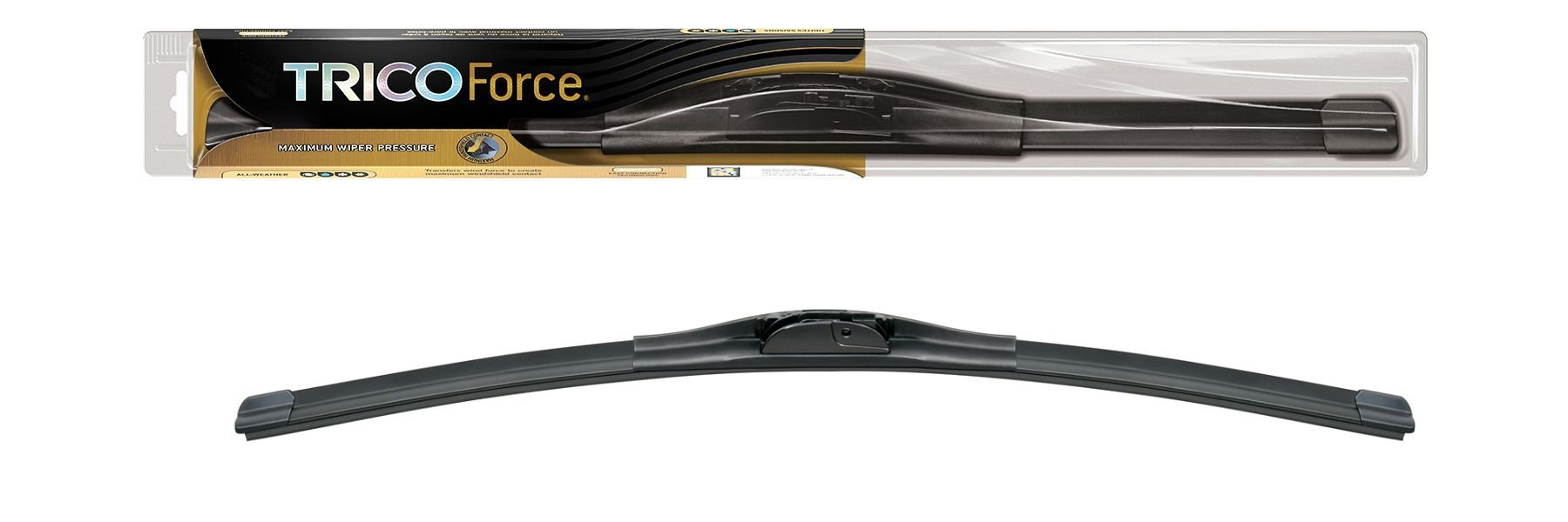 TRICO Force 25-260 High Performance Beam Wiper Blade - 26'' (Pack of 1)