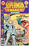 Superman Family #180 (November 1976) (formerly Jimmy Olsen Presents)