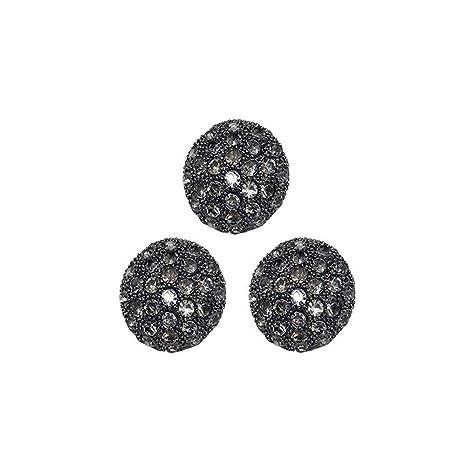 Lfives-hm Botones Accesorios de Ropa de Metal Botón de ...