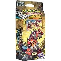 Deck Pokémon - Starter Deck - Sol e Lua 12 - Eclipse Cósmico - Groudon -Copag