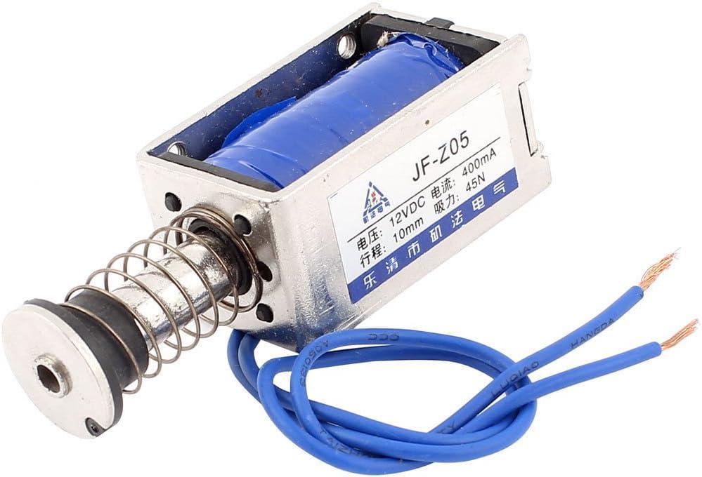 Powerful 12VDC Pull Solenoid