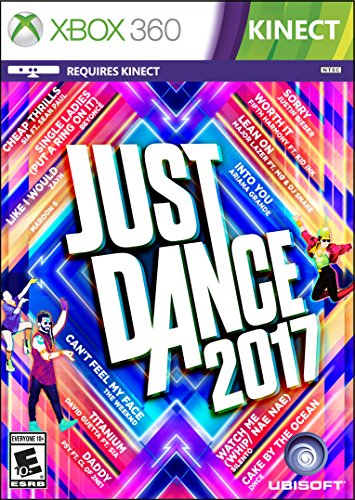 Just Dance 2017 - Xbox - Connect Xbox 360 Games