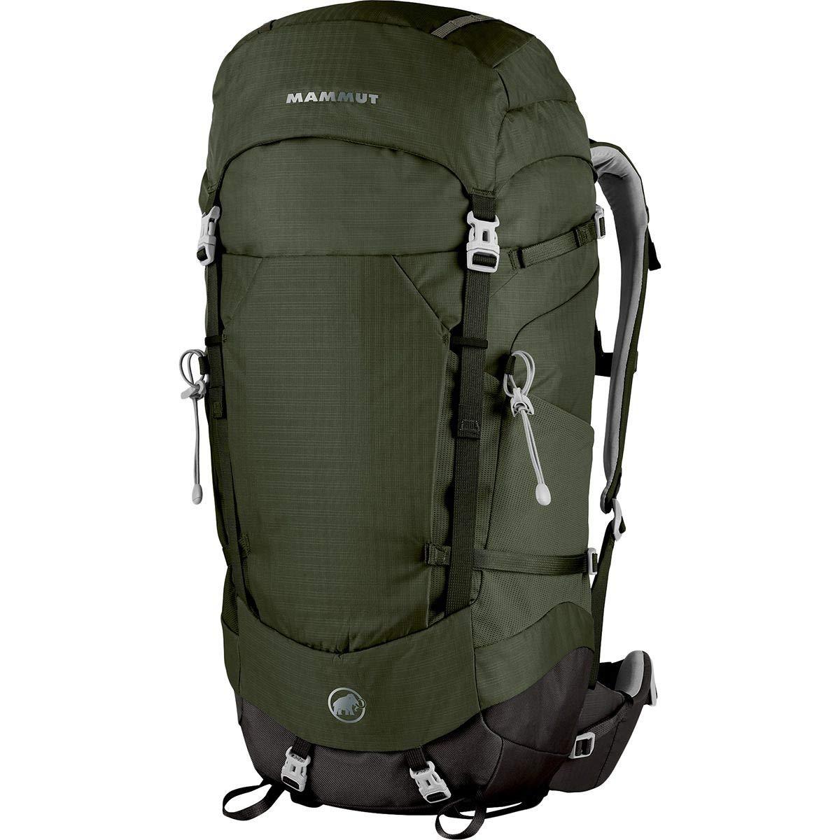 (マムート) Mammut Lithium Crest 50+7L Backpackメンズ バックパック リュック Iguana/Graphite [並行輸入品] One Size  B07K442VX9