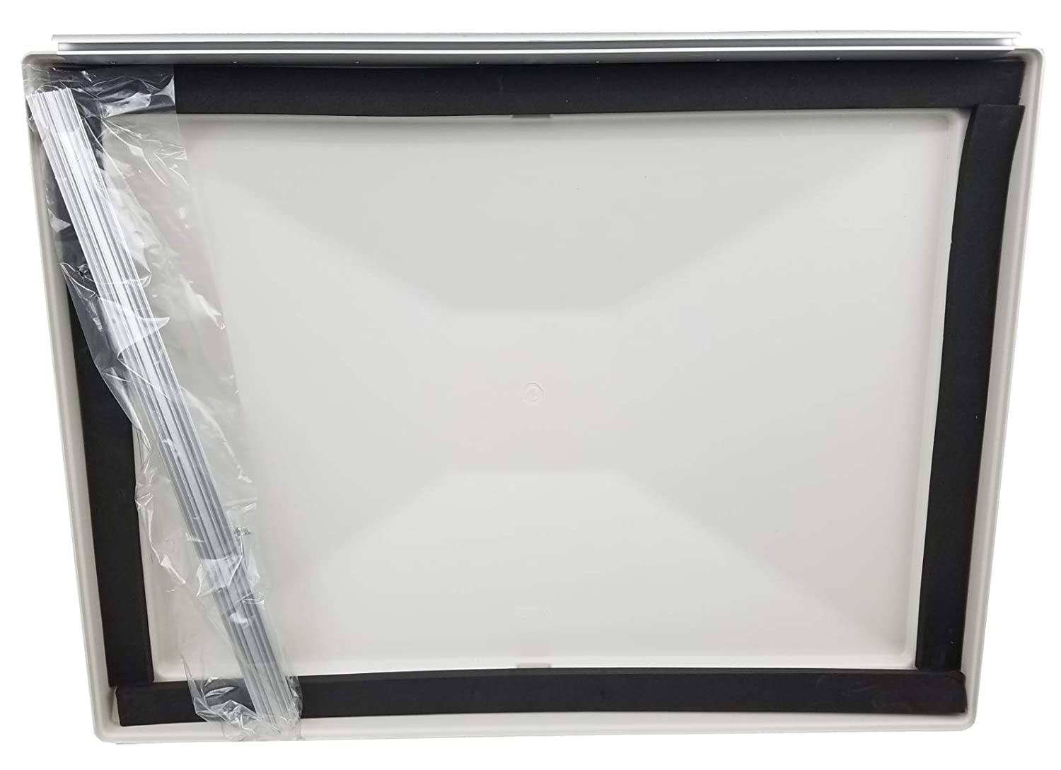 Heng's 90088-C1-LO Escape Hatch LID ONLY fits Current Model 48621-C2 rv Camper Trailer Roof Heng' s