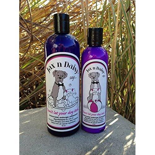 Jax N Daisy Dog Shampoo & Lotion