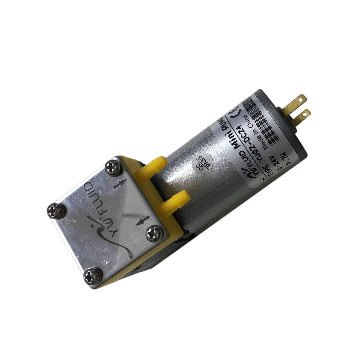 banbie8409 12V / 24V mini pompe d'aspiration de Suctio de pompe à vide de diaphragme de compresseur de pompe à vide