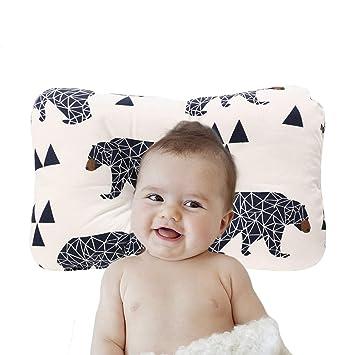 Amazon.com: Borje - Almohada para bebé con forma de cabeza ...
