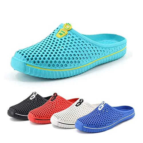 5f8d72d458e5e8 Camfosy Beach Clog Sandals Unisex Slip on Summer Pool Water Shoes Outdoor  Walking Slippers for Women