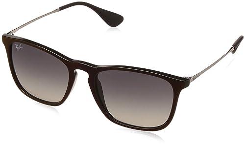 Ray-Ban RB4187 Chris Square Sunglasses