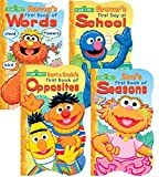 Sesame Street Board Books - Set of Four