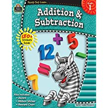 Ready-Set-Learn: Addition & Subtraction Grd 1 (Ready, Set, Learn)