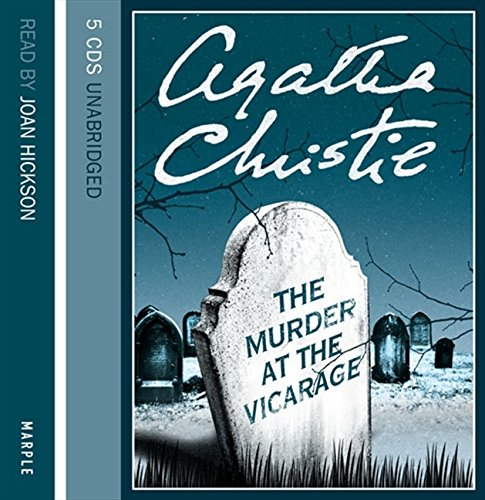 The The Murder at the Vicarage: The Murder at the Vicarage Complete & Unabridged
