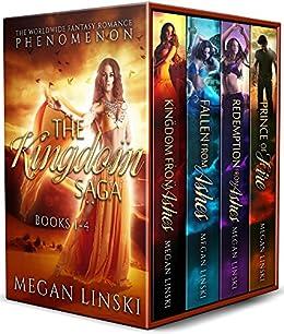 The Kingdom Saga Collection: Books 1-4 by [Linski, Megan]