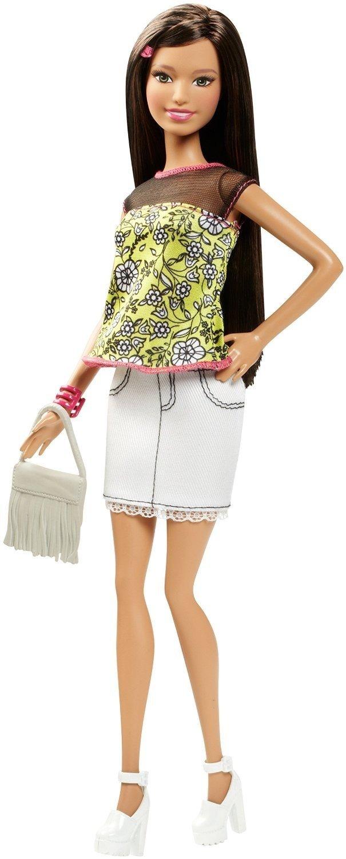 Barbie – Bambola Amiga Fashionista Fashionista 1