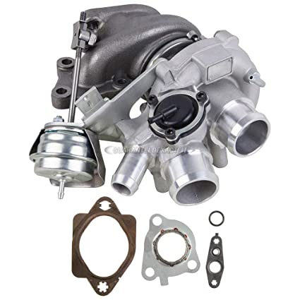 Amazon.com: New Left Side Turbo Kit With Turbocharger Gaskets For Ford F-150 EcoBoost 3.5L - BuyAutoParts 40-80523V1 New: Automotive