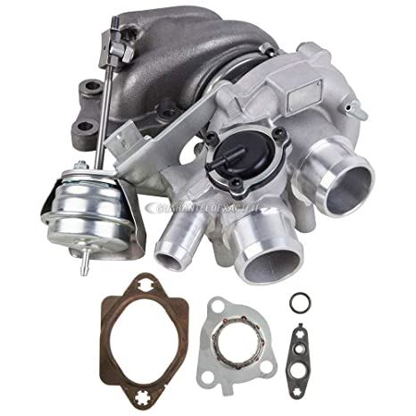 New Left Side Turbo Kit With Turbocharger Gaskets For Ford F-150 EcoBoost 3.5L