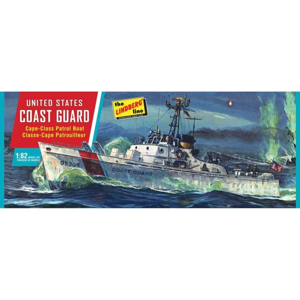 Amazon us coast guard patrol boat to build toys games fandeluxe Images