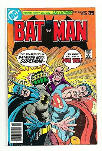 Batman Issue # 293 The testimony of Luthor