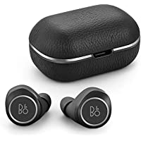 Bang & Olufsen Beoplay E8 2.0 Truly Wireless Earphones, Cord Free Bluetooth Headphones with Qi Charging, Transperency Mode and Qi-Enabled Charging Case, Black