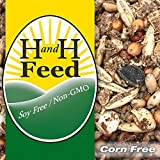 CORN-FREE 11% Old Fashioned SUPER SCRATCH TREAT! SOY-FREE Non-GMO 80# FREE SHP!