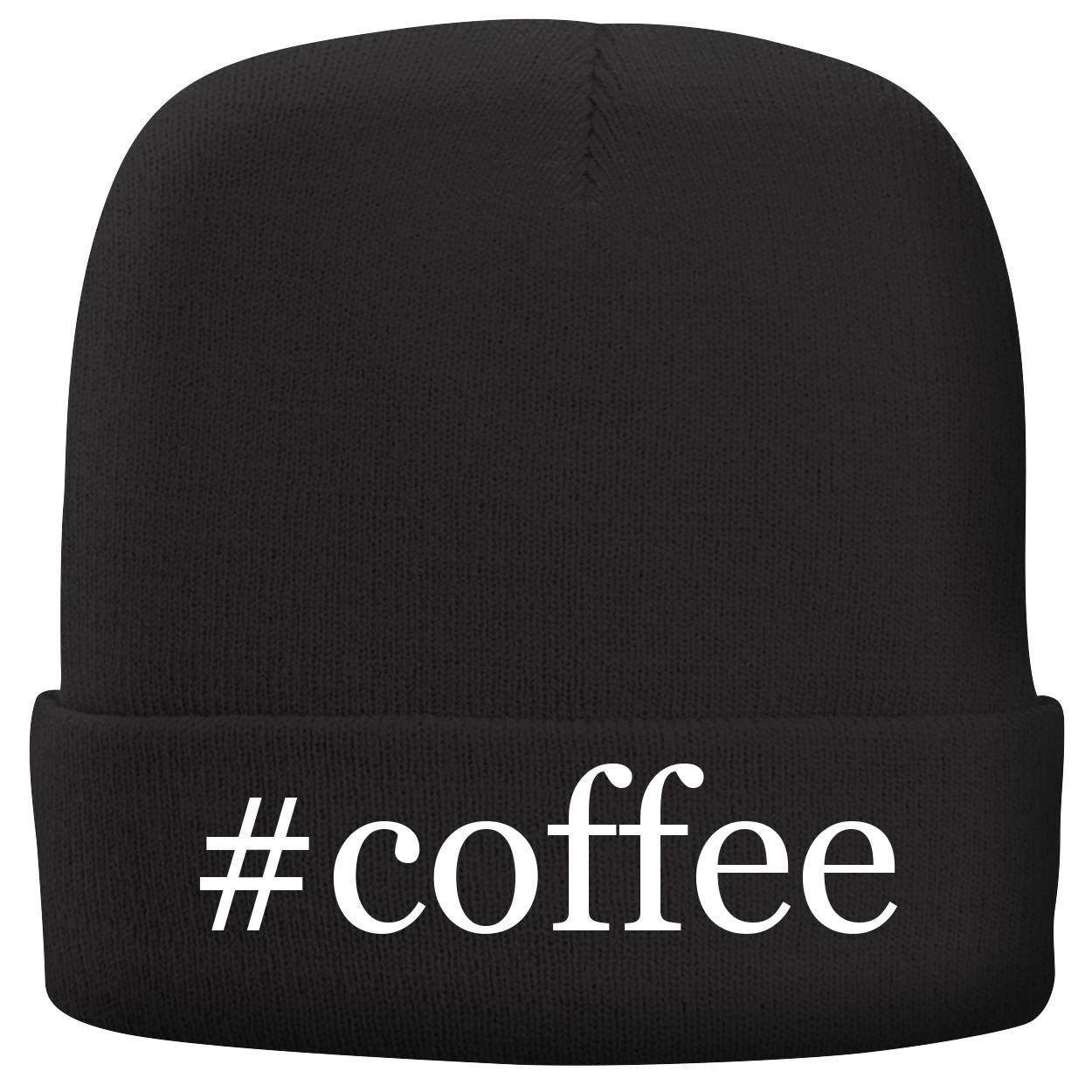 BH Cool Designs #Coffee - Adult Comfortable Fleece Lined Beanie
