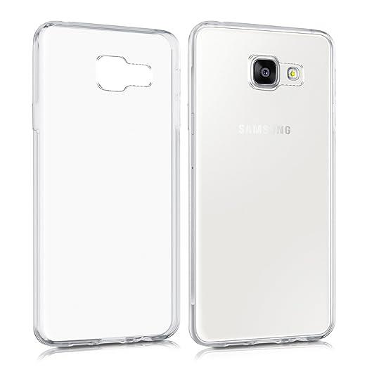 17 opinioni per kwmobile Cover per Samsung Galaxy A3 (2016)- Custodia protettiva ultra sottile