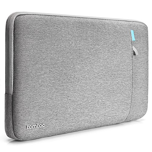 Tomtoc 360° Protective Laptop Sleeve Case Bag for Microsoft New Surface Pro 5/4 / 3/2 / 1, Spill-Resistant 11.6 Inch Ultrabook Notebook Tablet Sleeve Bag, Support up to 11.5 x (Surface Protective Case)