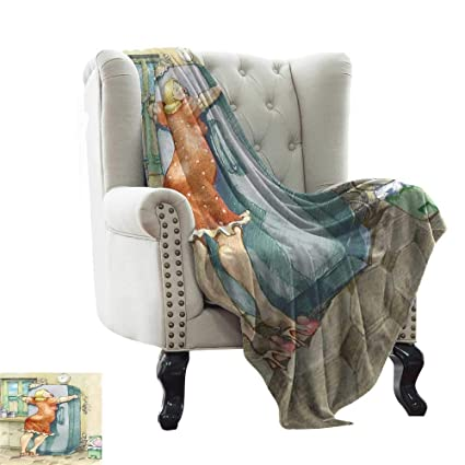 Remarkable Amazon Com Winfreydecor Living Room Bedroom Warm Blanket A Creativecarmelina Interior Chair Design Creativecarmelinacom