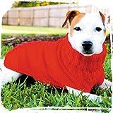 "Cheap Alpaca Wool Hand made ""Nina"" Dog Sweater Size:Large"