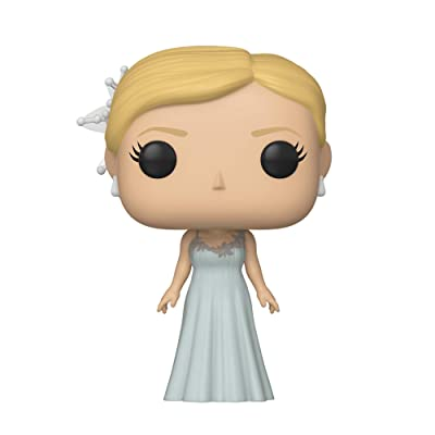 Funko Pop! Movies: Harry Potter - Fleur Delacour (Yule): Toys & Games