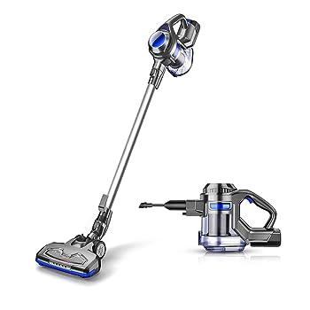 MOOSOO M X6 Cordless 4 in 1 Powerful Suction 10Kpa Stick Handheld Vacuum Cleaner