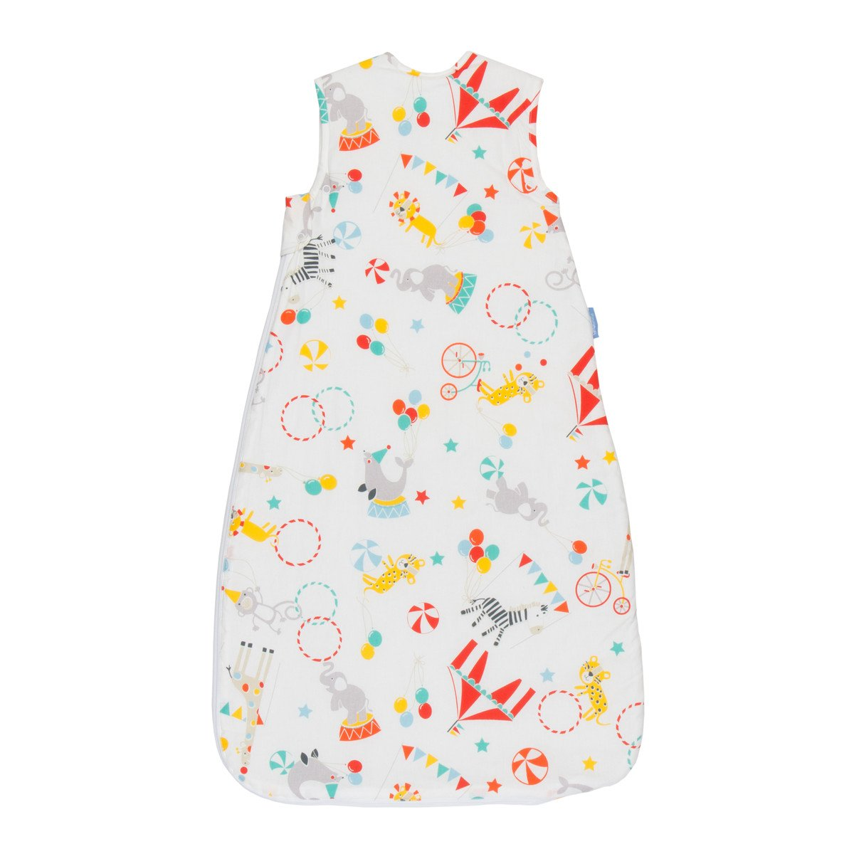 Grobag Wash & Wear Baby Sleeping Bag TWIN Pack - Roll Up 2.5 Tog (18-36 Months)