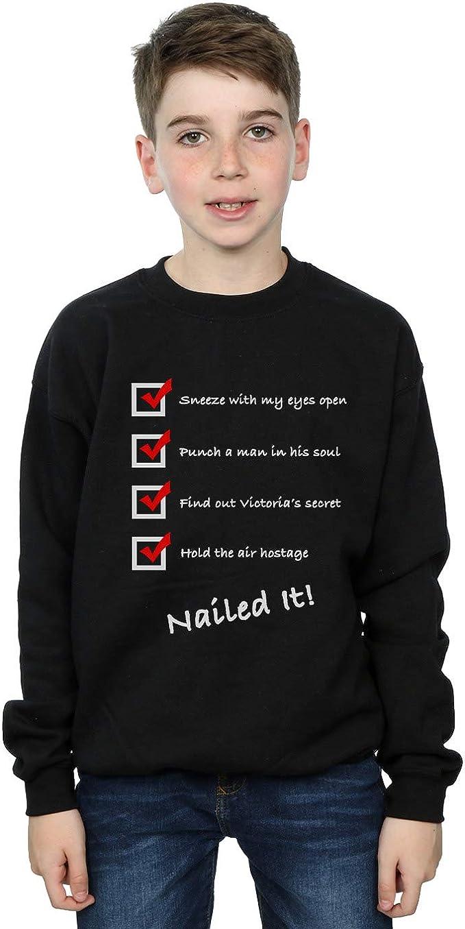 Absolute Cult Drewbacca Girls Keep Your Eyes Open Sweatshirt