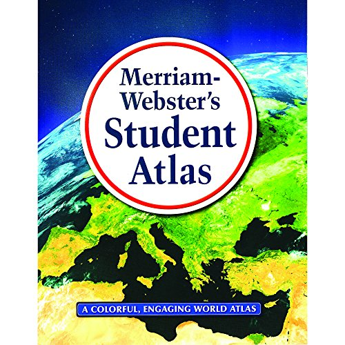 World Atlas (Merriam-Webster's Student Atlas, New Copyright 2016)